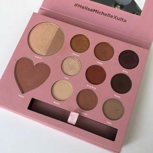 MelisaMichelle x Ulta Eyeshadow & Face Palette